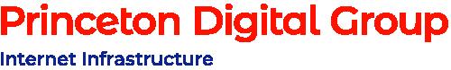 PDG logo white small