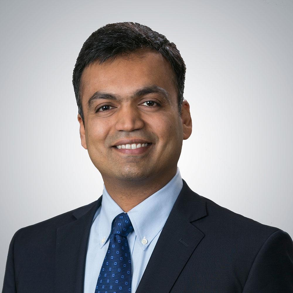 Varoon Raghavan headshot