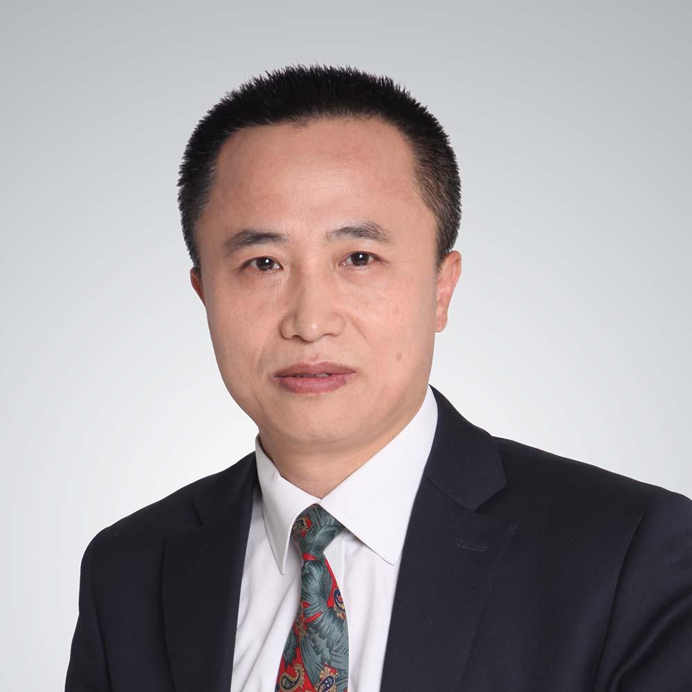 Yonghai Zhang headshot