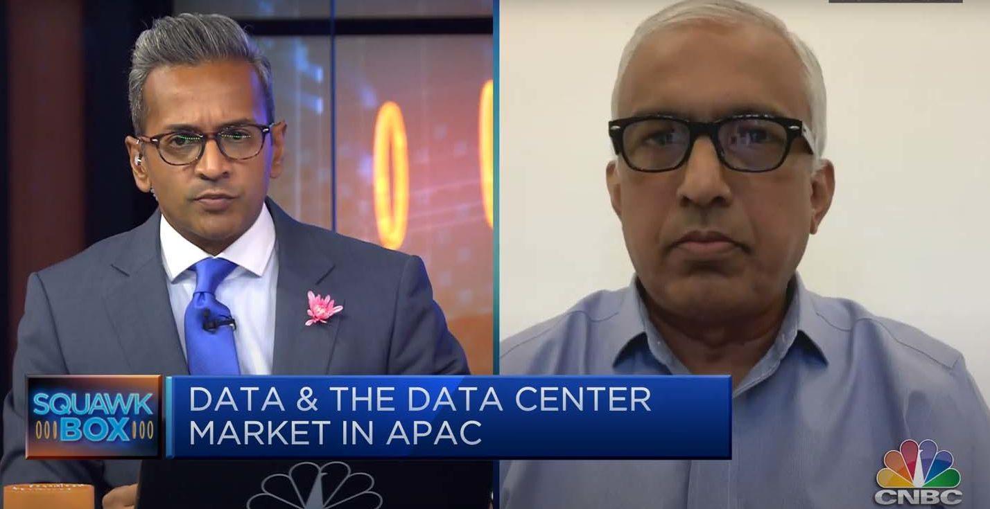 Rangu Salgame on CNBC's Squawk Box Asia