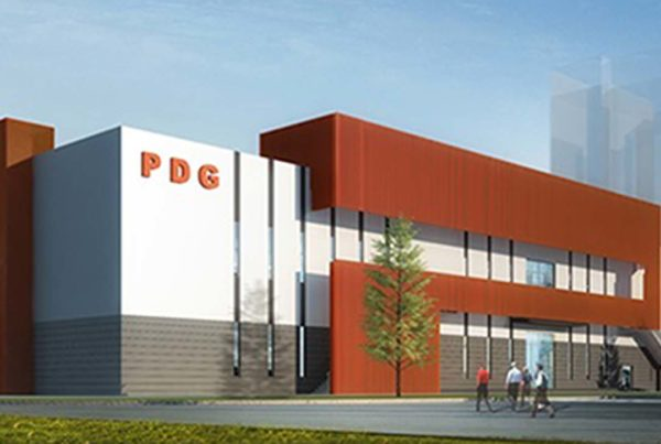PDG data center