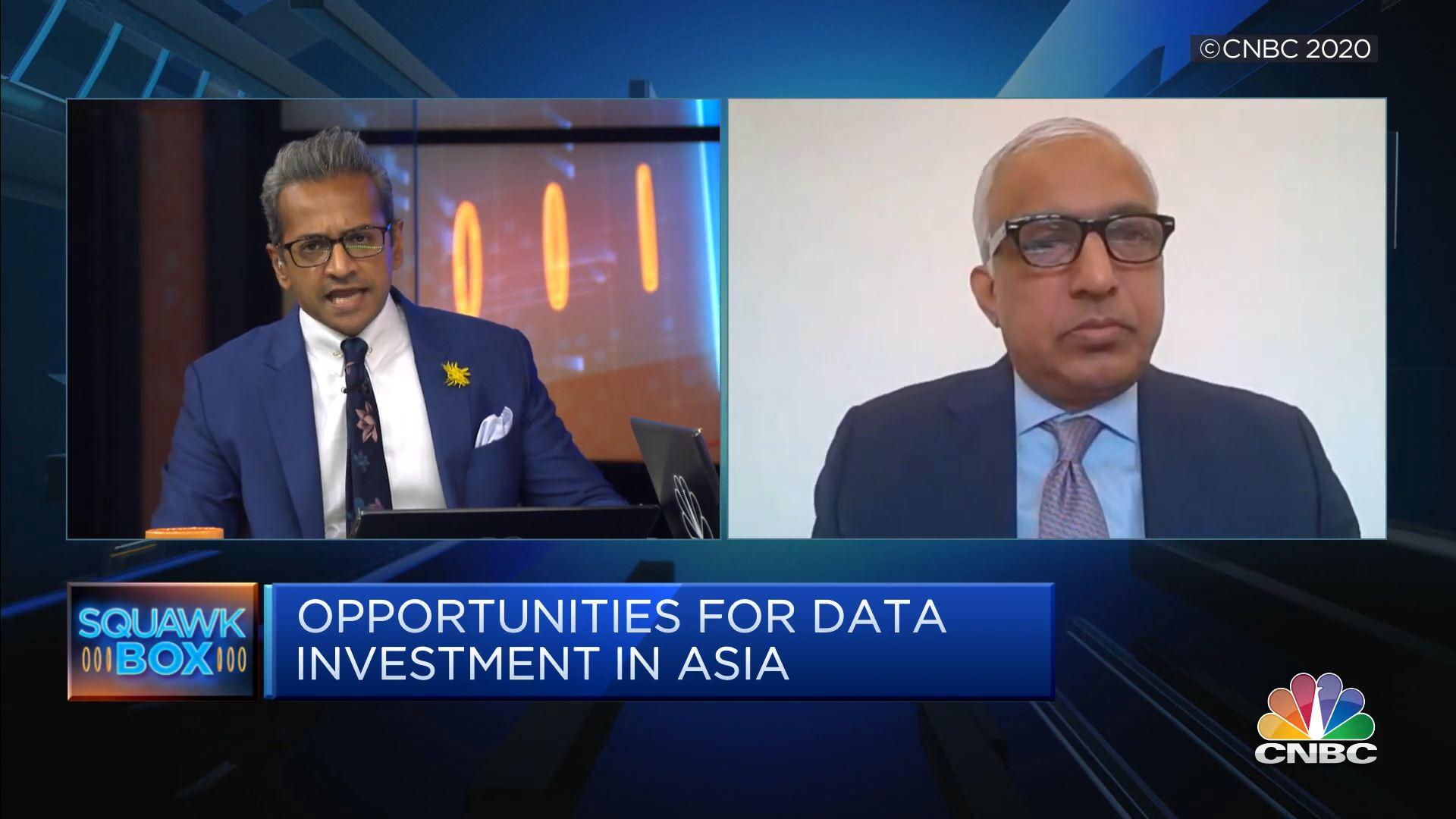 PDG Rangu discusses OTPP Investment on CNBC